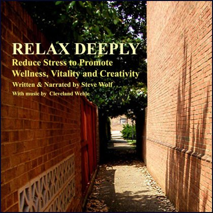 Relax Deeply - Cover